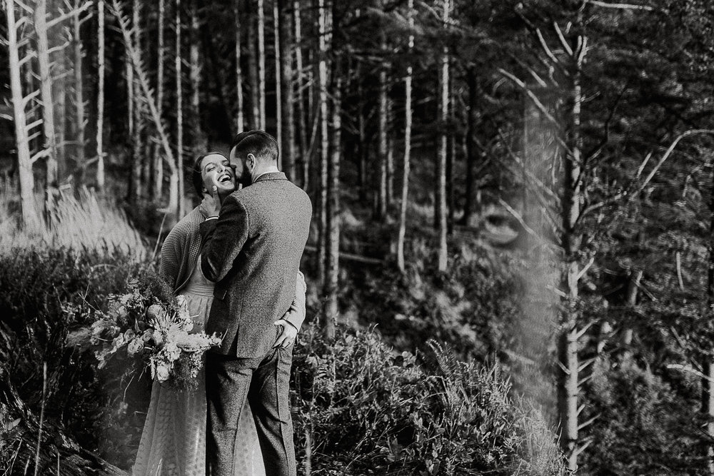 Erin Aasland Elopement Photographer PNW Coast