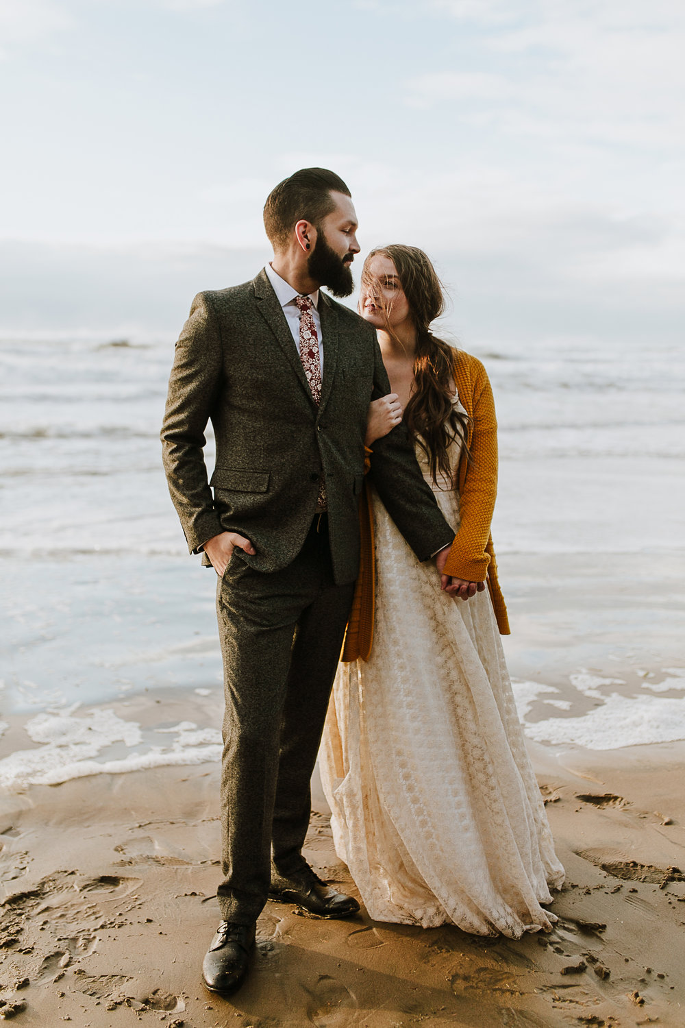 Erin Aasland Elopement Photographer PNW Oregon Coast 8