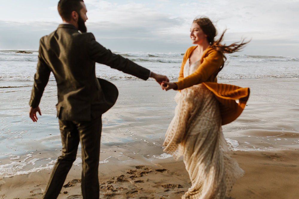 Erin Aasland Elopement Photographer Oregon Coast 9