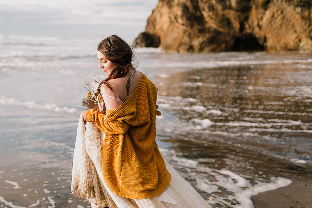 Erin Aasland Elopement Photographer Oregon Coast 18