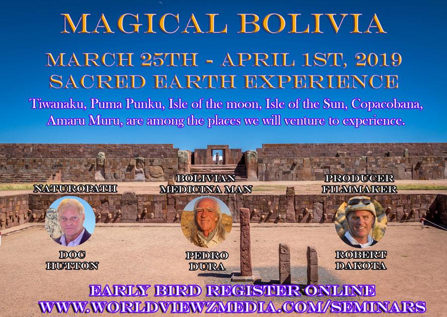 Magical Bolivia