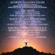 Sunrise Imagery Safari