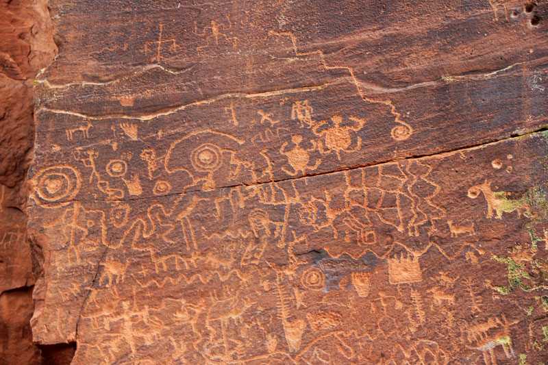 Petroglyphs Verde Valley