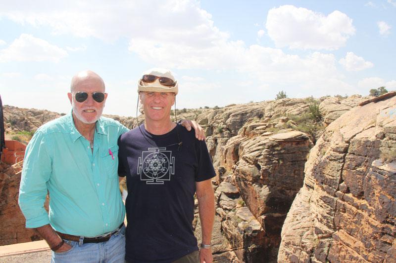 Rock Art Ranch w/ Robert Bauval