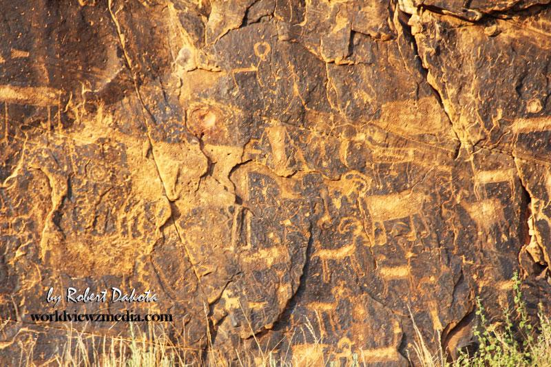 Rock Art Ranch 3,000 petroglyphs 1 location