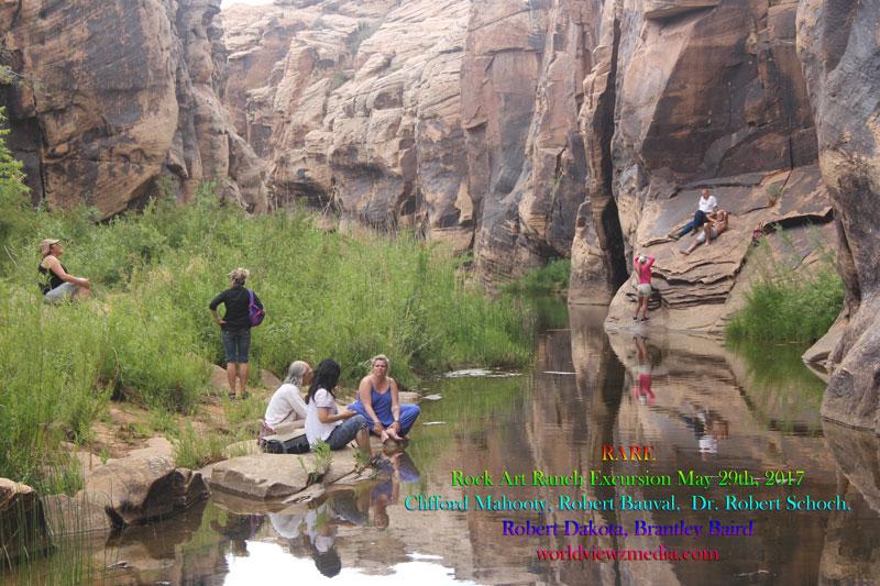Rock Art Ranch @ beautiful Chevlon Canyon