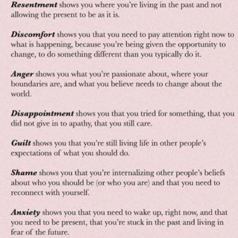 hey.... listen to your feelings #emotionalintelligence #feelingshaveamessage