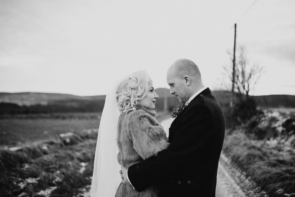 Leanne & Neil - Banchoryhttp://www.wefellinlove.co.uk/blog/2018/03/03/rich-colours-and-vintage-glamour-for-a-winter-wedding/