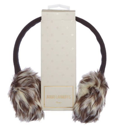 KITSOUND AUDIO HEADPHONES £16.80   As most of you know by now I love podcasts! And there's no better way to listen than whilst out for a Winter walk. These are currently on sale and available from House of Fraser online   here  and in-store at House of Fraser Belfast.  Image KitSound