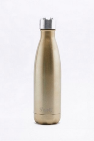 S'WELL 7OZ WATER BOTTLE £35   We all need to drink more water, and drinking from a gorgeous bottle like this S'well one will only make that task easier. Available online at Urban Outfitters, along with smaller bottles,   here     Image Urban Outfitters