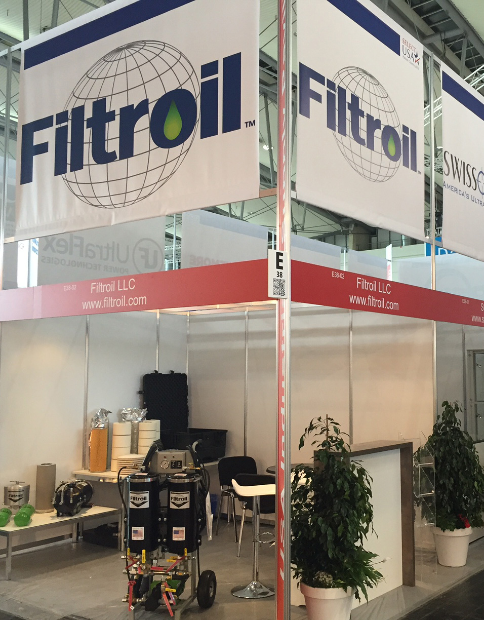 Filtroil booth 2016