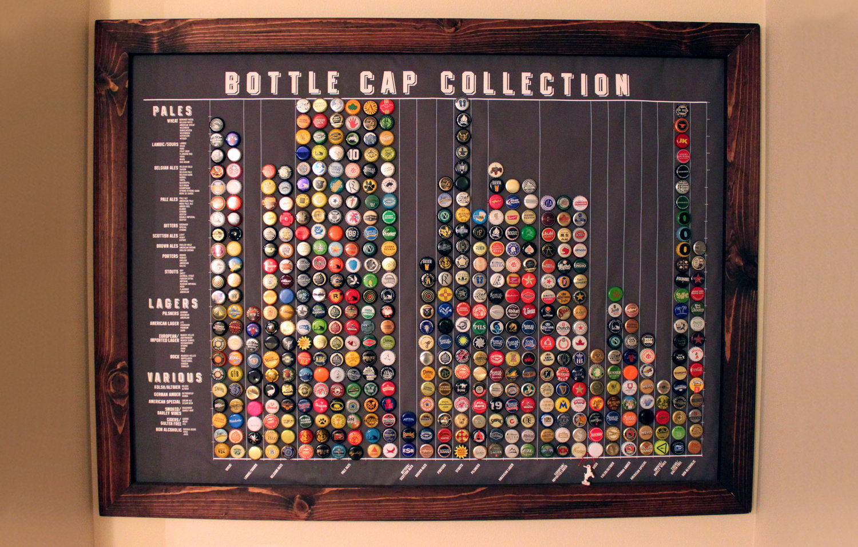 BOTTLE CAP COLLECTION — Matthew Callahan Design
