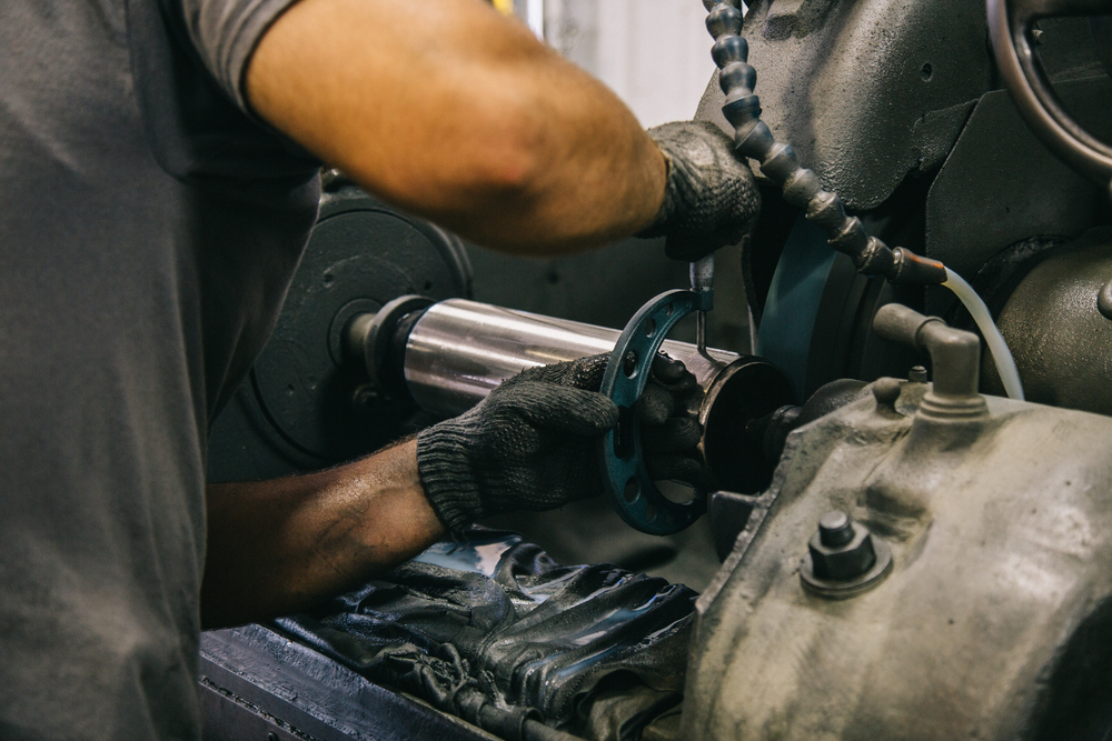 Pump Plunger Repair In Weatherford TX