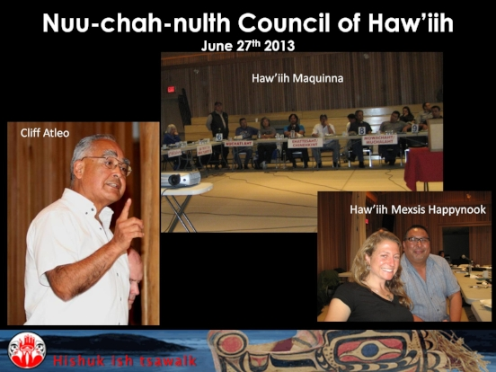 Nuu-chah-nulth Council of Haw'iih.jpg