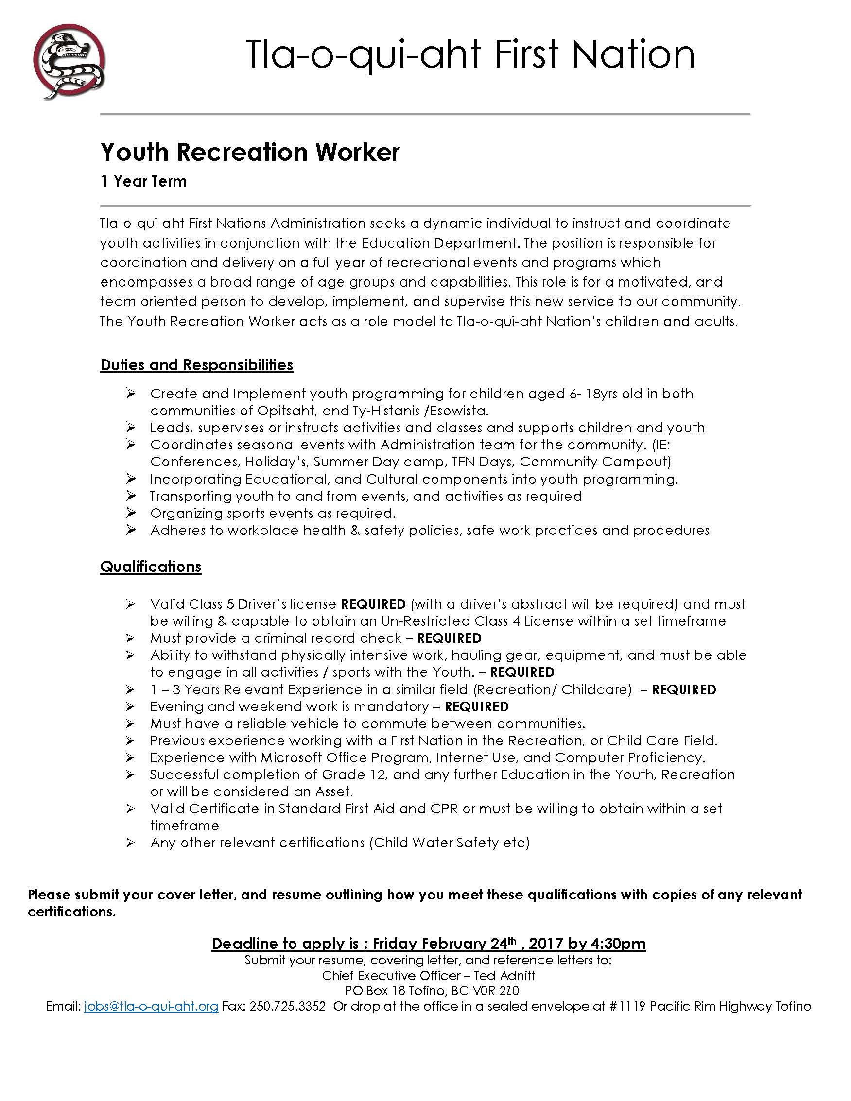 Cover Letter For Youth Worker Top8youthjusticeworkerresumesamples