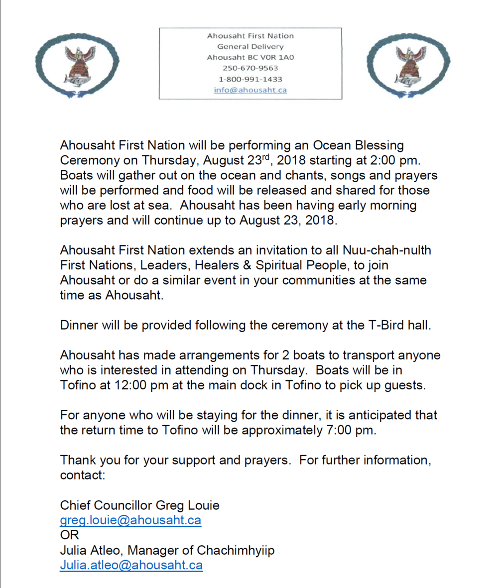 Ahousaht Water Blessing Aug 23 2018.PNG