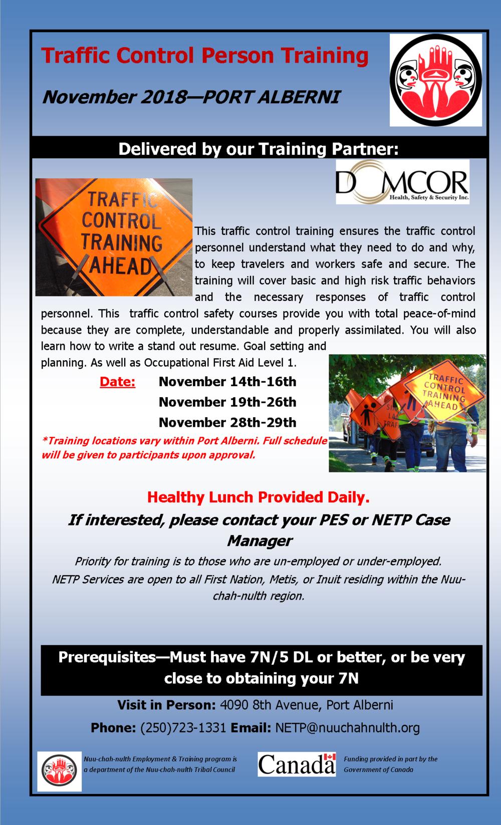 Traffic Control Training Nov 2018 1.png