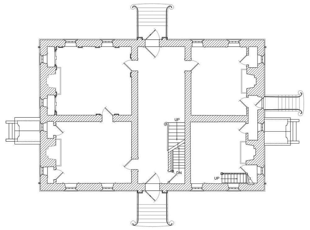 Final AutoCAD floor plan
