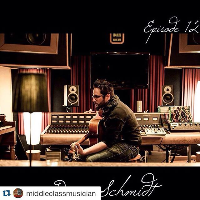 #Repost @middleclassmusician ・・・ Episode 12 with @jamestownstory is live!! Check out our great conversation with independent artist Dane Schmidt!  ____________________________________ #podcast #music #musicbusiness #itunes #independentartist #middleclass #musician #mcmpodcast