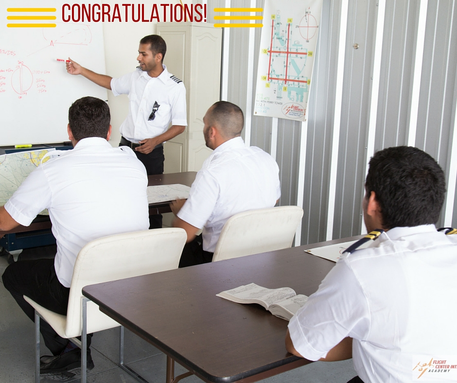 Congratulations to our CFI Sharad Mangal, Now First Officer ...