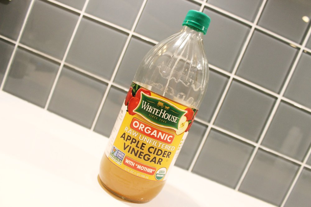 Apple Cider Vinegar, Baby!