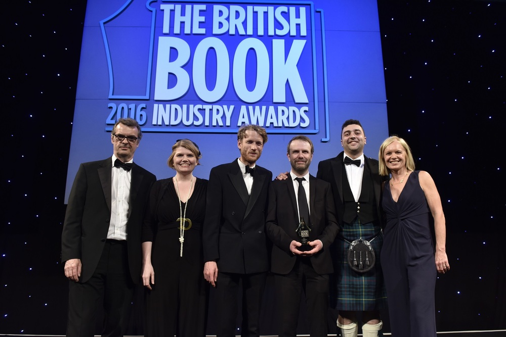 The British Book Industry Awards 2016 winner 1. credit Phil Weedon.JPG