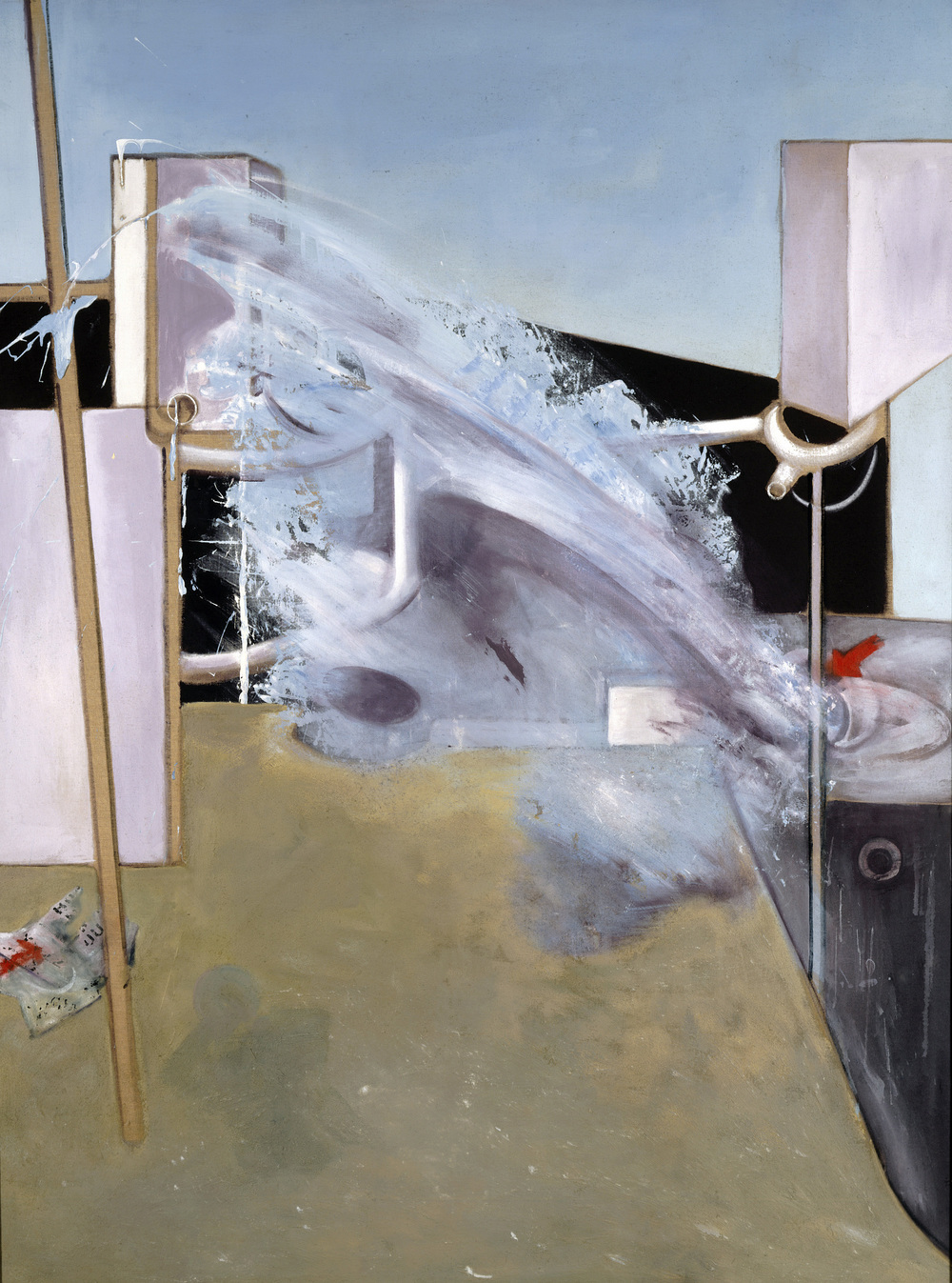 Jet of Water, 1979 © The Estate of Francis Bacon