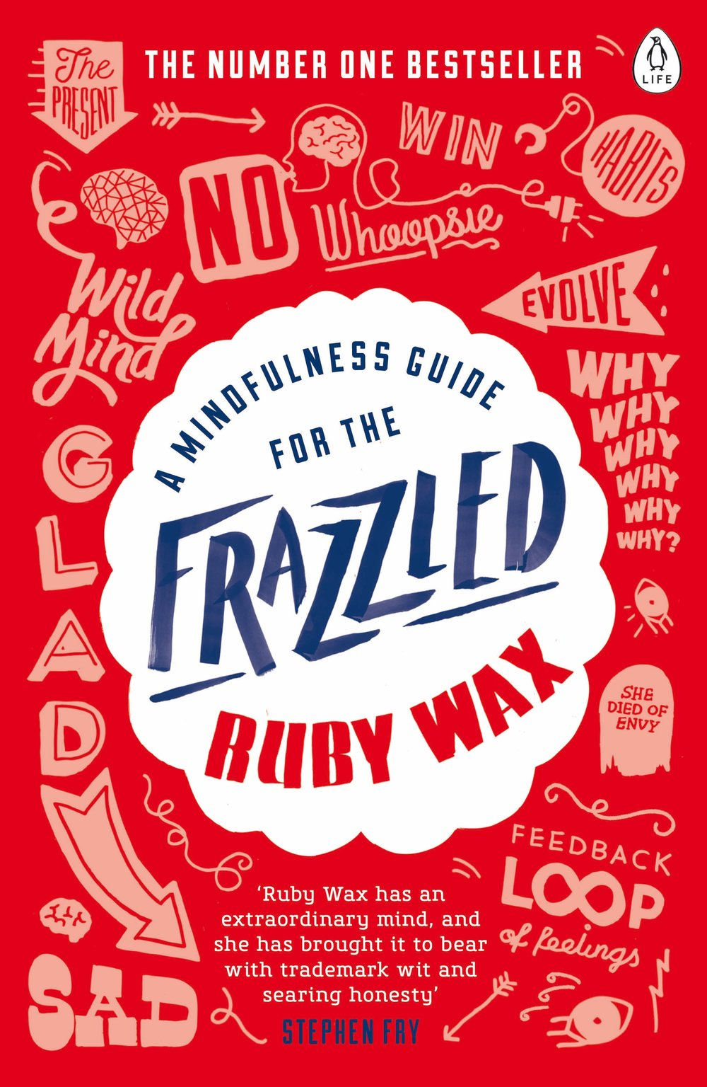 A Mindfulness Guide for the Frazzled was published by Penguin on 29 December 2016