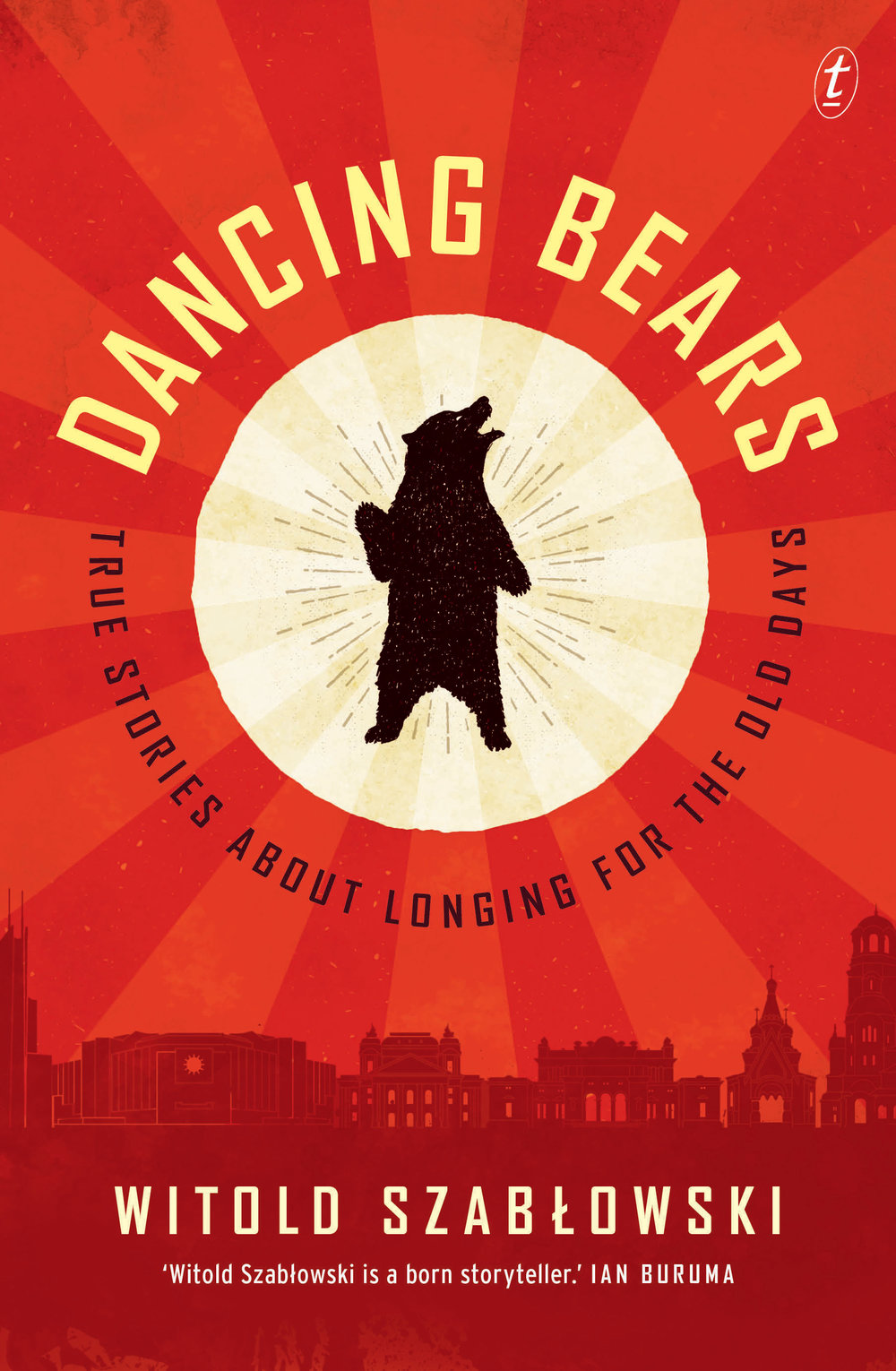 Dancing Bears by Szablowski cover.jpg