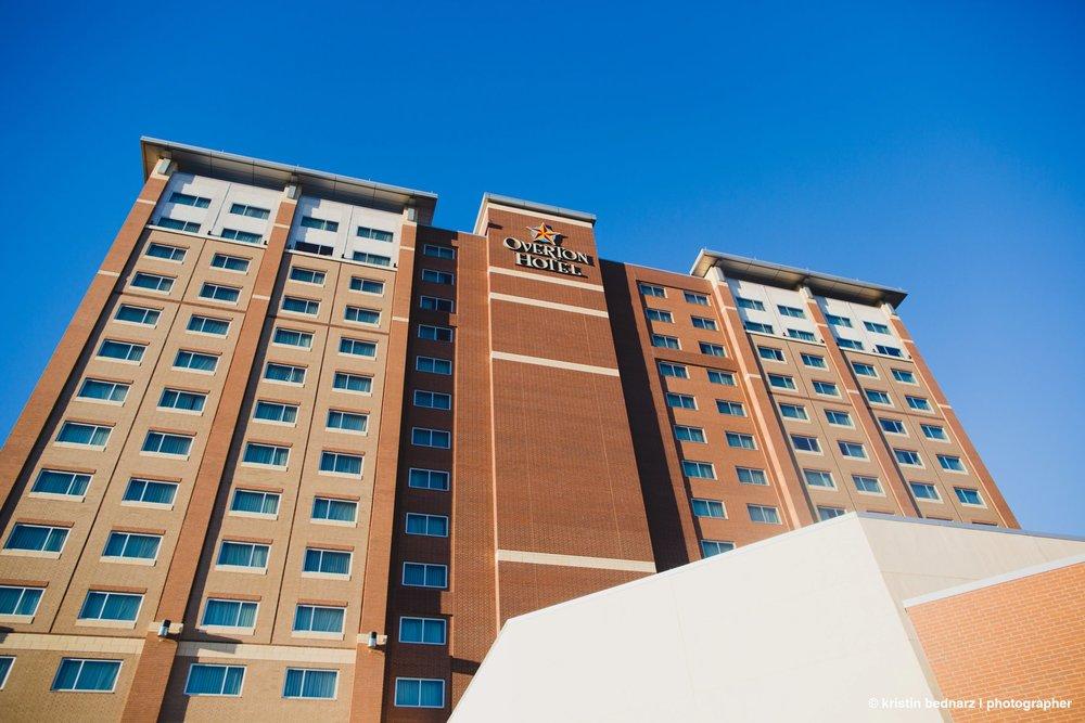 the Overton hotel