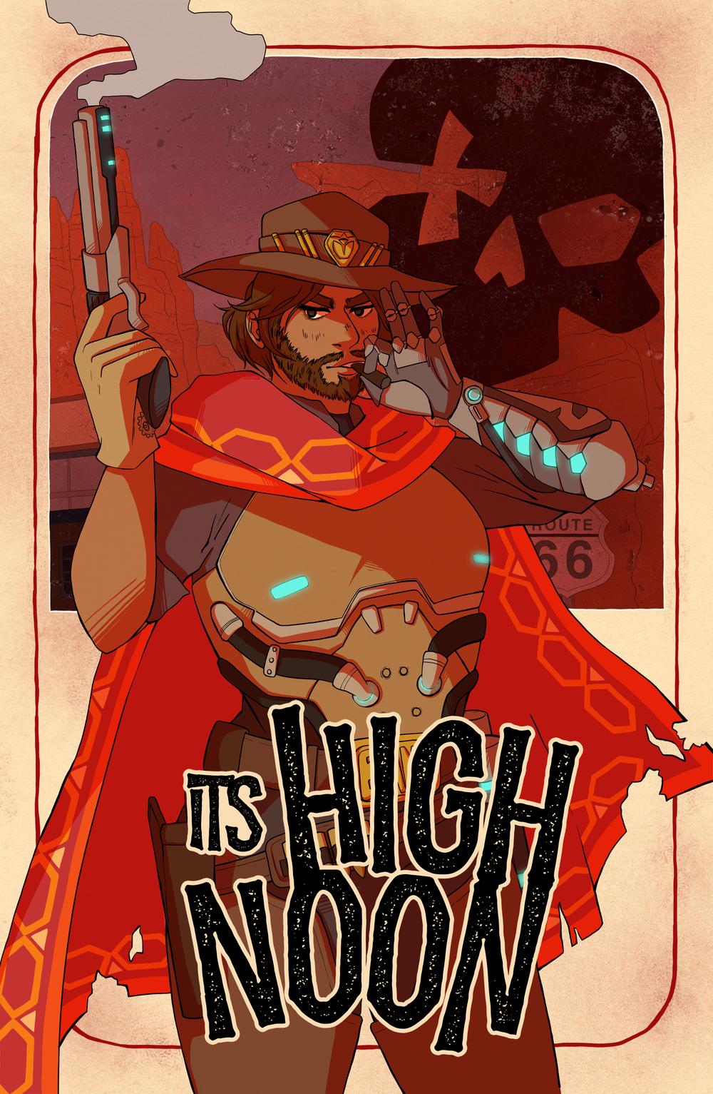 HIGH NOON (2016)