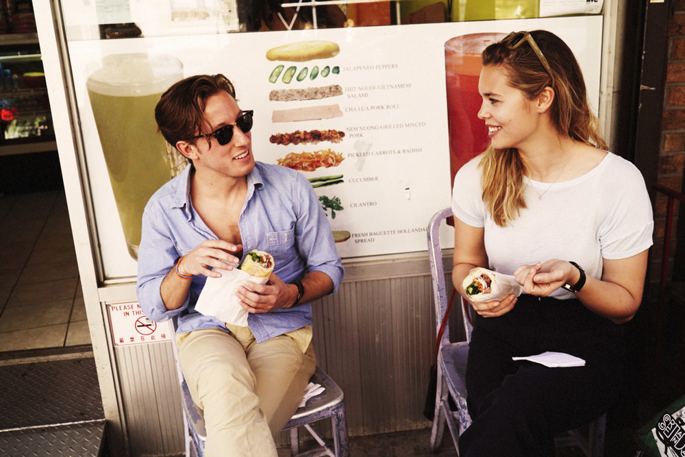 Boy and girl eating Banh Mi.jpg