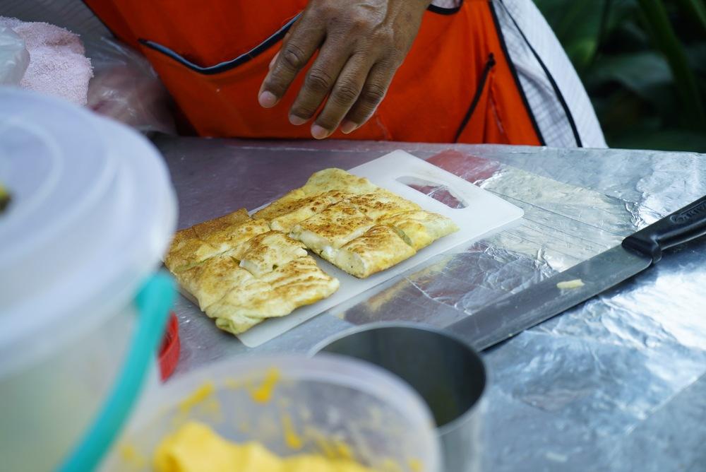 Bangkok Street Pancake