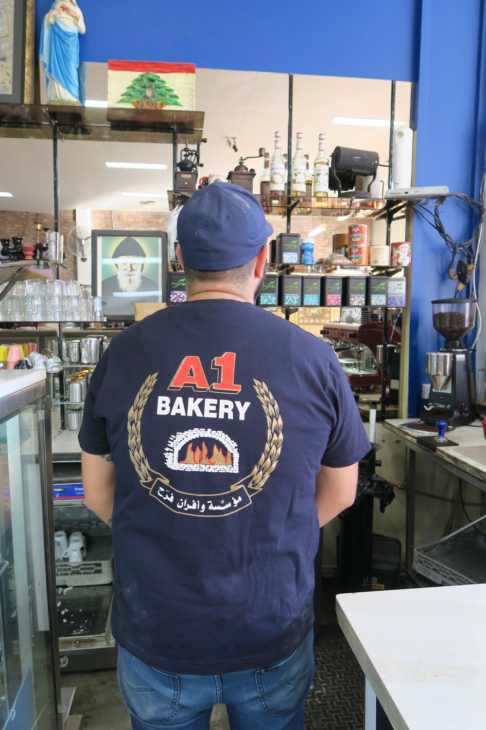 Team A1 Bakery.