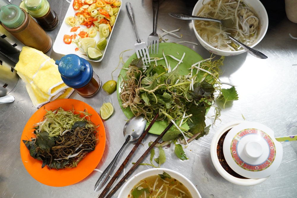 Pho Ingredients Vietnam