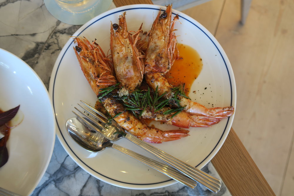 the pacific club grilled prawns.JPG