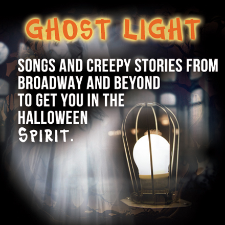 54 Below: GHOST LIGHT Halloween Show — Laura Heywood Media