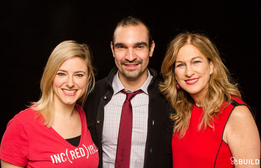 Javier Muñoz & Deb Dugan  World AIDS Day