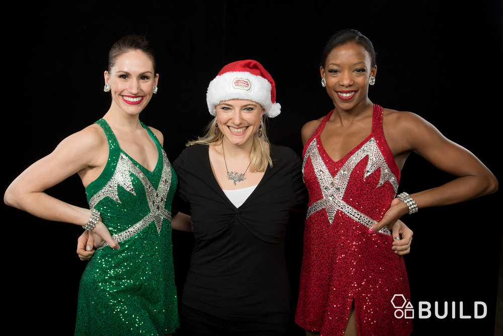 "The Rockettes ""Radio City Christmas Spectacular"""