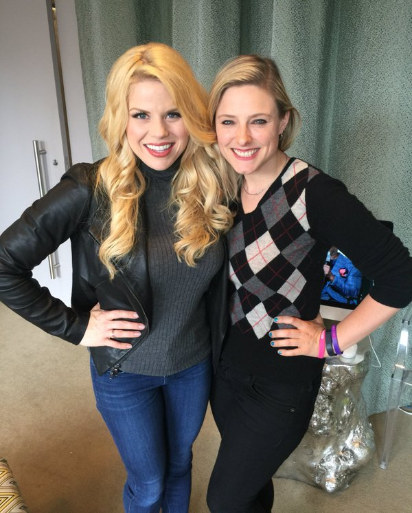 "Megan Hilty ""Noises Off"" & ""Live from the Carlyle"""