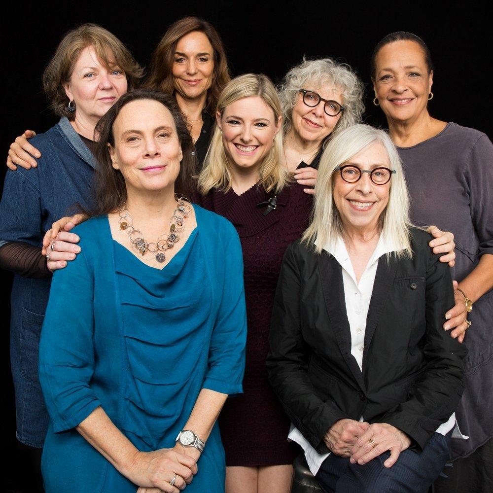 "Ellen Parker, Emily Mann, Polly Draper, Kathryn Grody, Susan Miller & Franchelle Stewart Dorn ""20th Century Blues"""