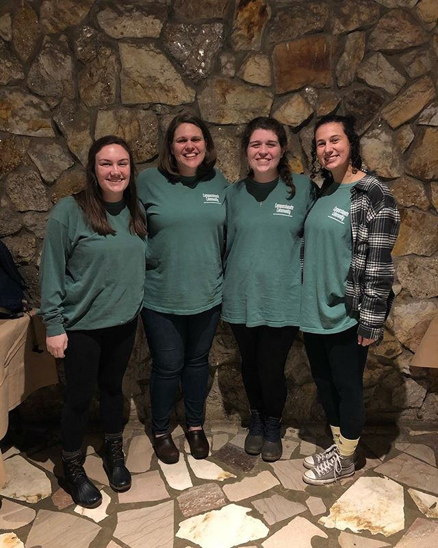 Montreat College Conference was so much fun! We are so excited to share our experiences with all of you lovely people! Make sure to keep an eye out for more information on welcome week!!
