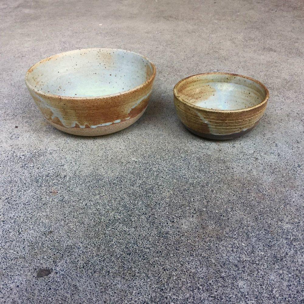 383 Two desert sand bowls side.jpg