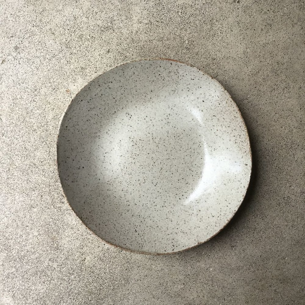 452 Speckled Plate bowl top.jpg