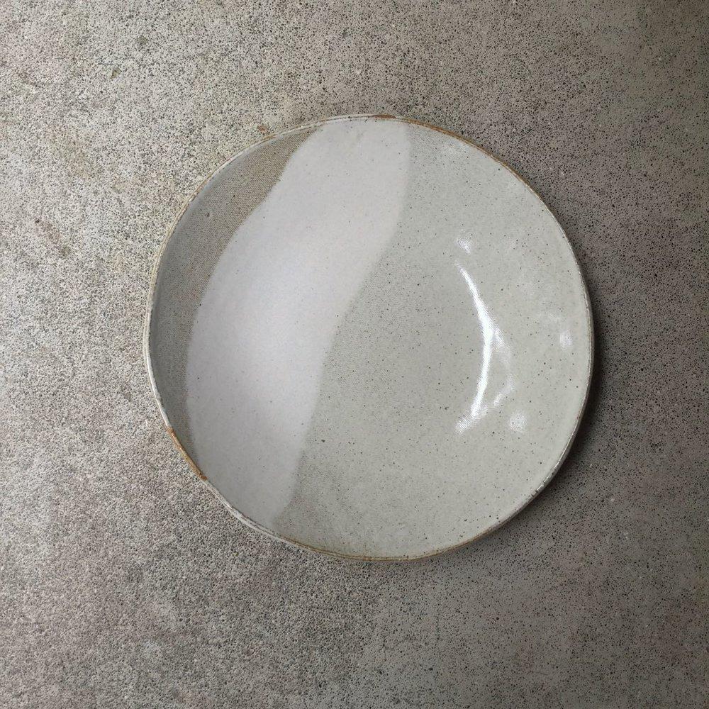 549 Ranch butter plate bowl top.jpg