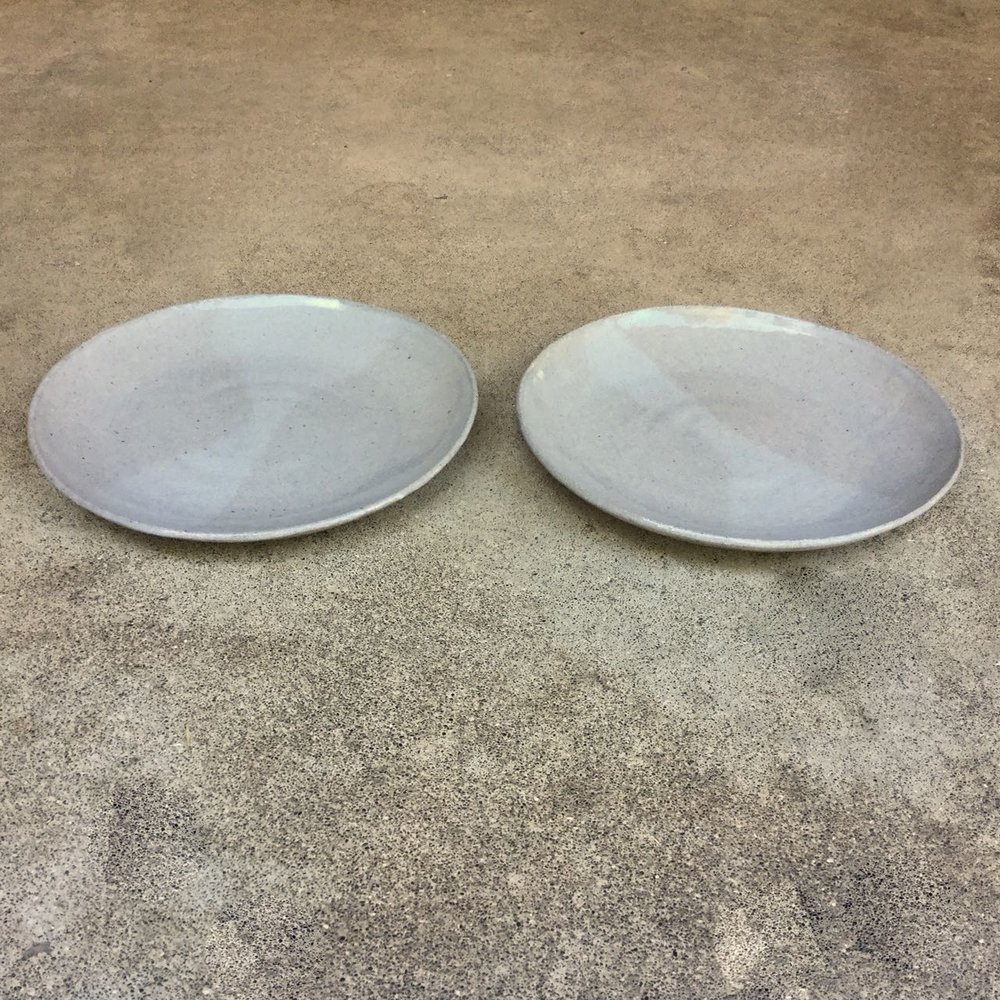797 Pair glossy grey plates side.jpg