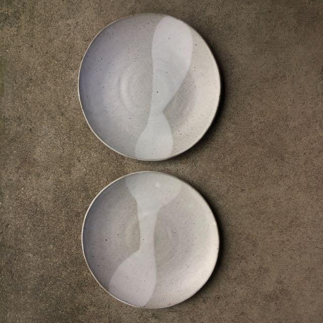 917 Pair dinner plates top.jpg