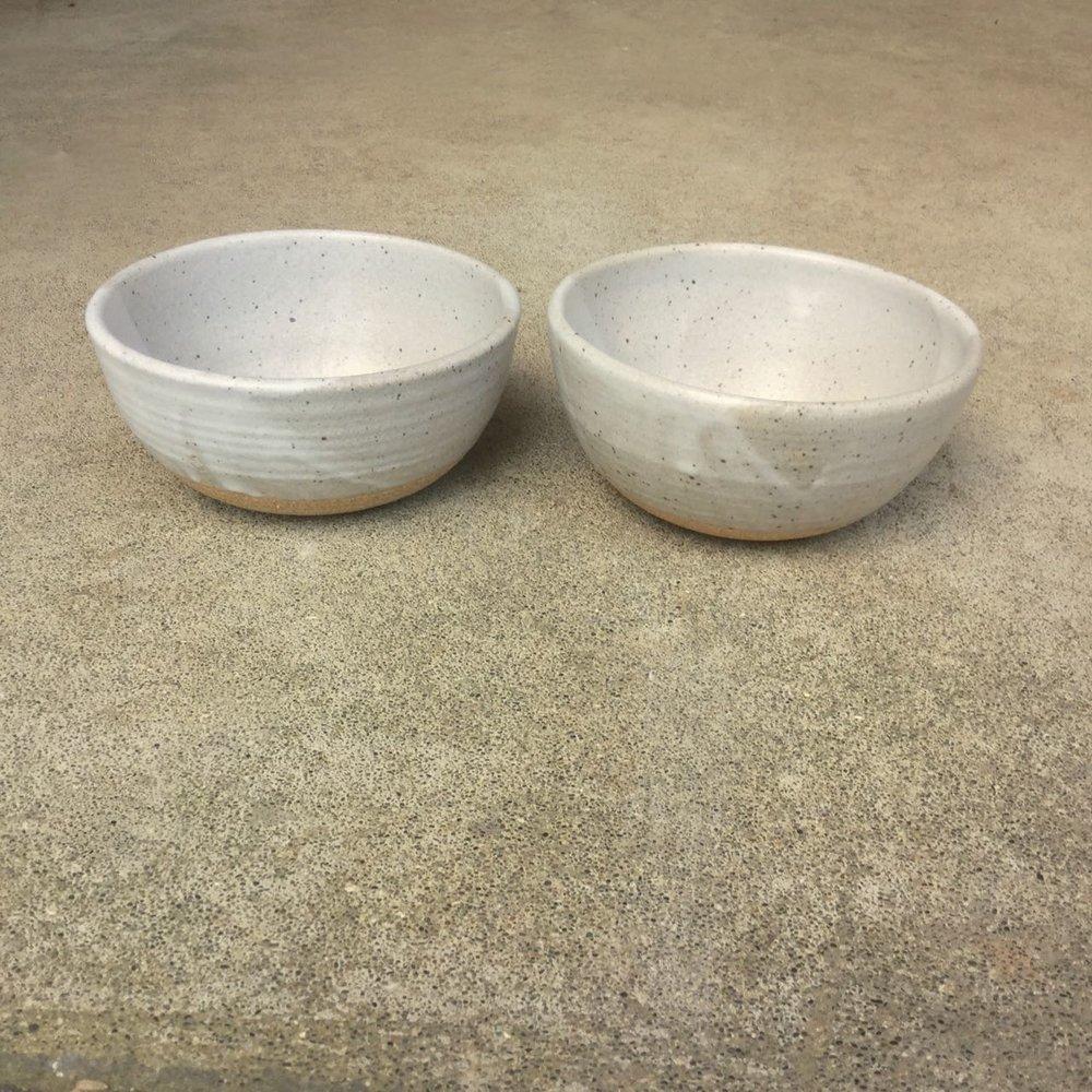 976 Pair matte white cereals side.jpg