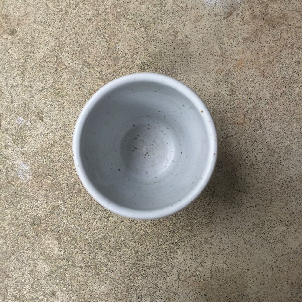 1017 Matte white cup top.jpg
