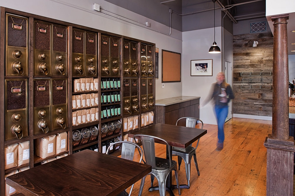 Dilworth Coffee -